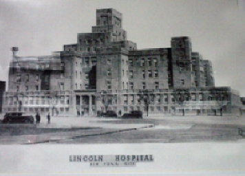 The old Lincoln Hospital