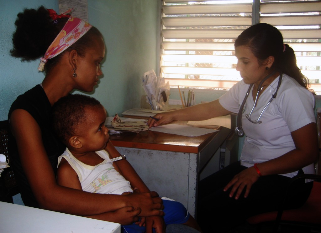 cuba leads the world in lowest patient per doctor ratio how do they